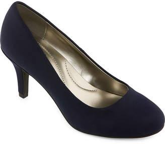 East Fifth east 5th Womens Carolyn Pumps Slip-on Round Toe Stiletto Heel
