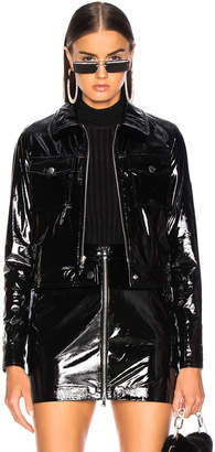 L'Agence Lex Jacket in Black | FWRD