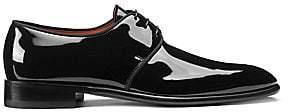 Santoni Men's Patent Leather Dress Shoes