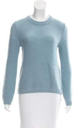 Sonia Rykiel Long Sleeve Cashmere Sweater