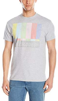 Nickelodeon Men's Retro Tv Logo Men's T-Shirt