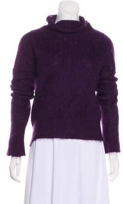 Chloé Long Sleeve Turtleneck Sweater