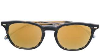Oliver Peoples Heaton round frame sunglasses