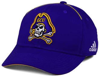 adidas East Carolina Pirates Coaches Flex Cap