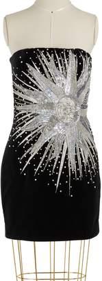 Balmain Bustier mini dress