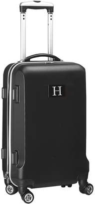 ABS by Allen Schwartz Mojo Licensing Luggage Carry-On 21-Inch Hardcase Spinner 100% With Letter H