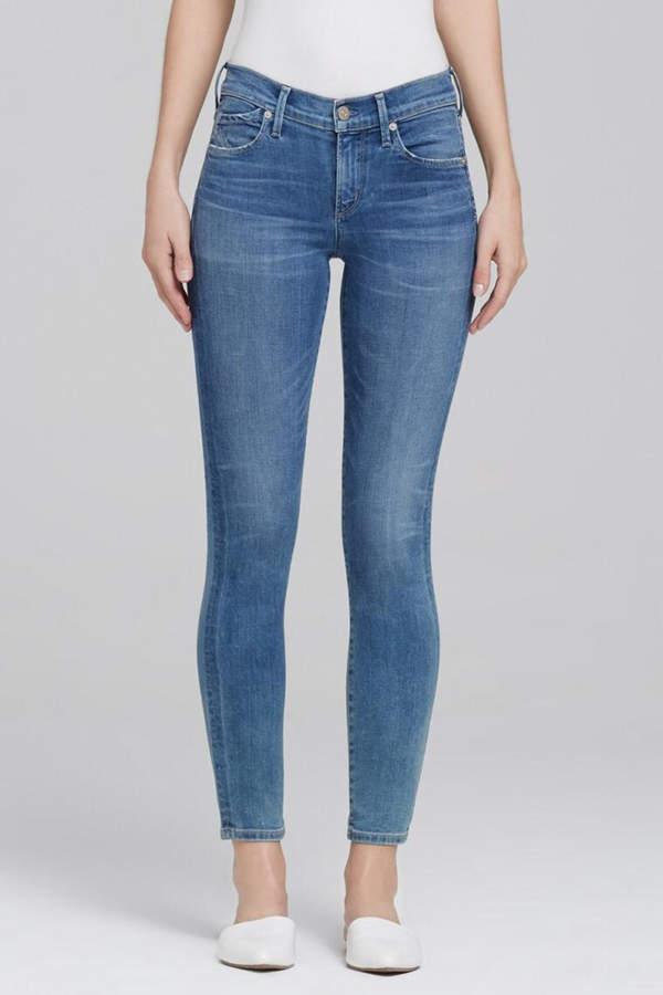 Avedon Ankle Skinny Jeans