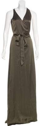 Diane von Furstenberg Sleeveless Satin Dress w/ Tags
