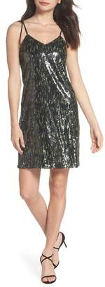 Sam Edelman Camo Sequin Dress