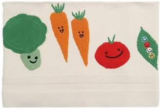 Stella McCartney Vegetable Organic Cotton Blend Blanket