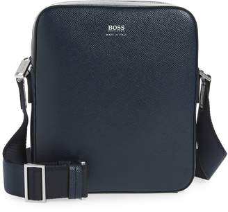 aa6d9e7be6 BOSS Signature Small Crossbody Bag