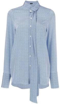 Joseph checked blouse
