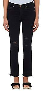 NSF Women's Dune High-Waist Jeans - Black Size 27