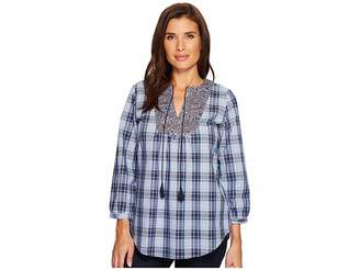 Roper 1524 Vintage Plaid Women's Clothing