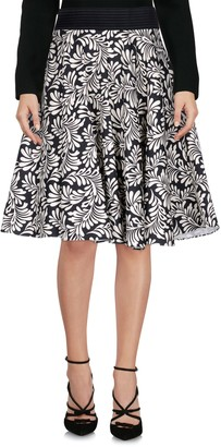 Ungaro Knee length skirts - Item 35299311XV