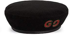 Gucci Women's Wool Fedora Hat