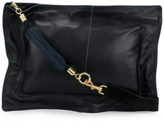 Sacai classic slouched tote