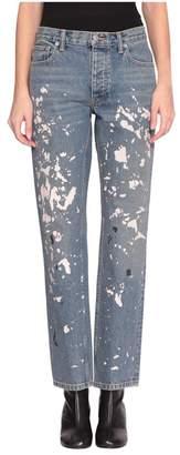 Helmut Lang (ヘルムート ラング) - Helmut Lang Painter 1998 Cotton Denim Jeans