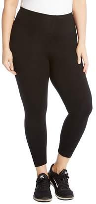 Karen Kane Plus Cropped Leggings