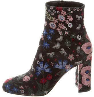 ValentinoValentino Spring Garden Ankle Boots
