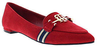 Tommy Hilfiger Ornament Striped Loafers