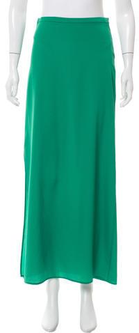 AlexisAlexis Crepe Maxi Skirt