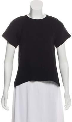 Protagonist Silk Short Sleeve Top
