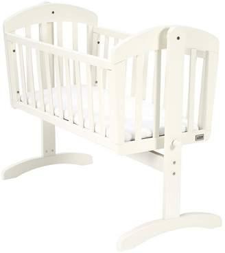Mamas and Papas Breeze Swinging Crib- White
