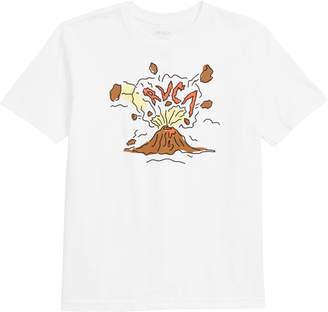 RVCA Pompei Graphic T-Shirt