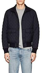 Ralph Lauren Purple Label MEN'S SLIM ALVERSTONE LIGHTWEIGHT TECH-FABRIC JACKET-NAVY SIZE S