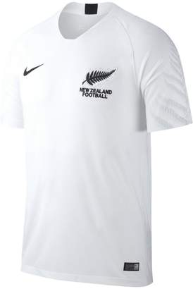 Nike 2018 New Zealand Stadium Home Men's Football Shirt