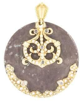 Armenta Diamond Pendant
