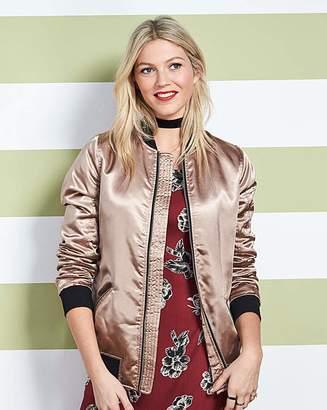 Fashion world bomber jackets for women shopstyle uk at fashion world fashion world brass padded bomber jacket gumiabroncs Choice Image
