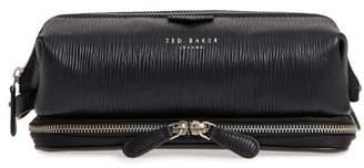 Ted Baker Kitter Leather Dopp Kit