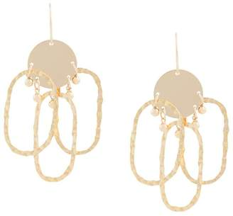 Lagos Petite Grand rounded earrings