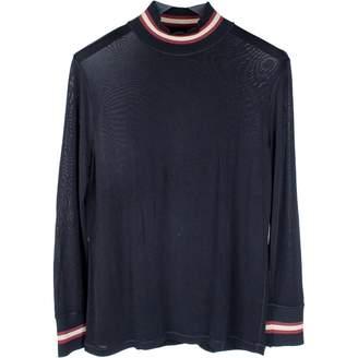 Jean Paul Gaultier Black Viscose Knitwear & Sweatshirts