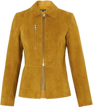 Whistles Anya Clean Suede Jacket