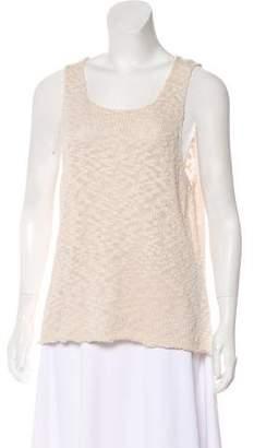 Anine Bing Sleeveless Knit Top