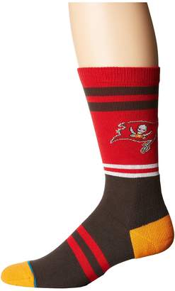Stance Bucs Logo Men's Crew Cut Socks Shoes