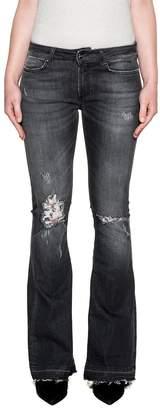 Dondup Dark Gray Akon Denim Jeans