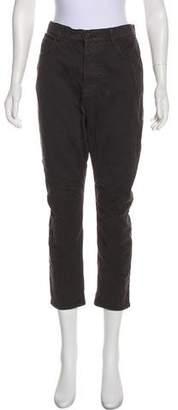 AllSaints High-Rise Cropped Pants