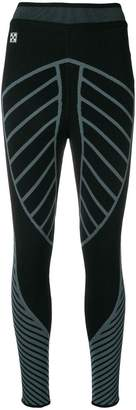 Off-White Active knitted leggings