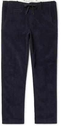 MAN 1924 Cotton-Corduroy Drawstring Trousers