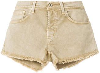 Dondup frayed shorts
