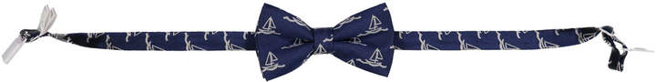 Boys' Sailboat Bow Tie