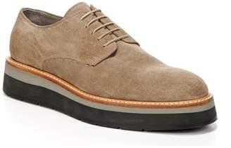 Vince Drystan Platform Leather Loafer