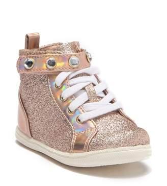 13073d5e5d5d Harper Canyon Lil Heidi Lace-Up Sneaker (Toddler   Little Kid)