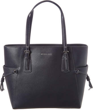 MICHAEL Michael Kors Voyager East/West Leather Tote