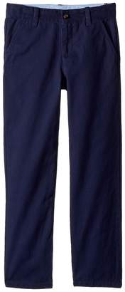Janie and Jack Twill Flat Front Pants Boy's Casual Pants