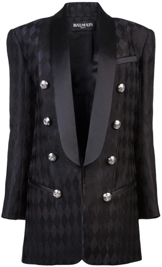 Balmain Oversized blazer